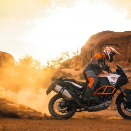 KTM 1290 SUPER ADVENTURE R: Definitely not for dreamers
