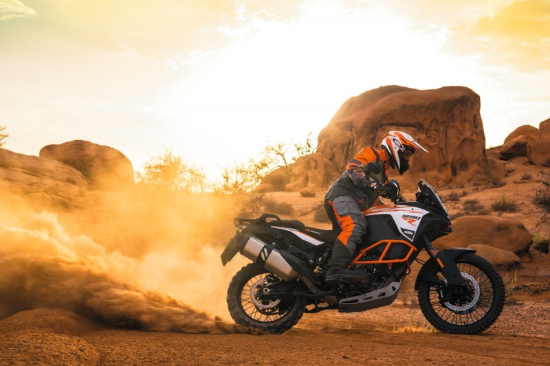 KTM 1290 SUPER ADVENTURE R MY2017