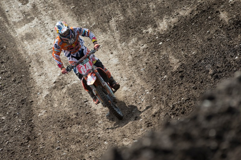 Jeffrey Herlings (NED) KTM 250 SX-F Teutschenthal (GER) 2015