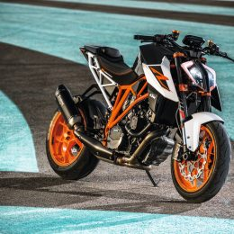 KTM 1290 SUPER DUKE R MY2017