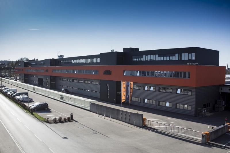 KTM-Headquarter Mattighofen (AUT)
