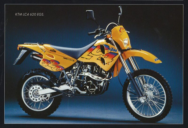 KTM 620 LC4 1996
