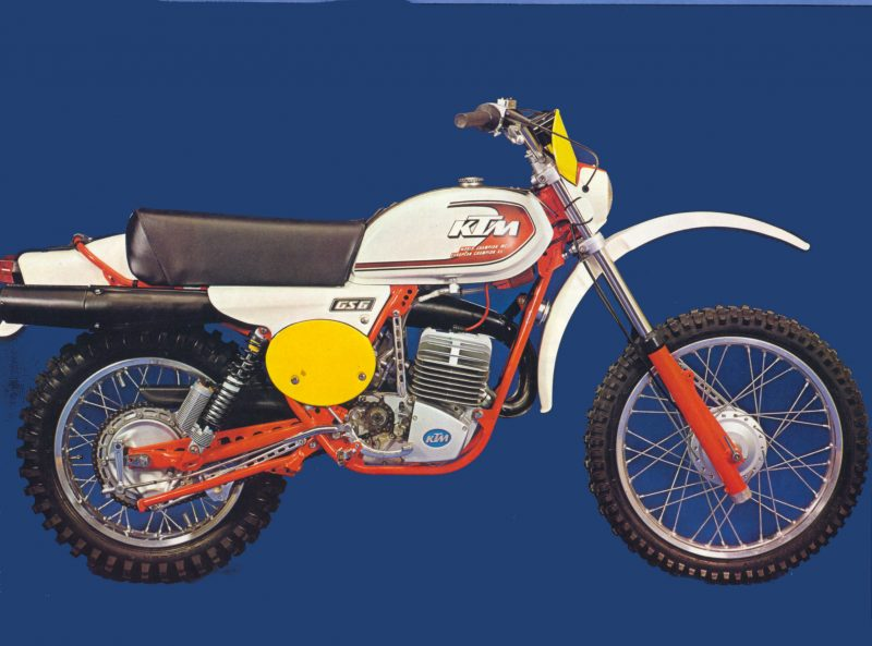 KTM GS6 1978