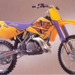 KTM 250 SX 1996