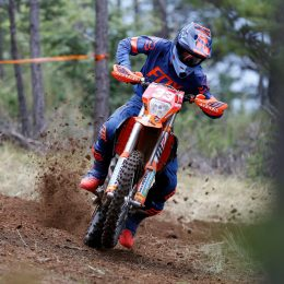 Meo's backyard: KTM Enduro Factory Bike Test