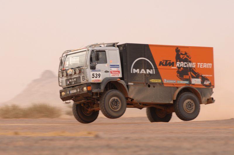 KTM-Service-Truck