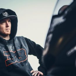 Interview of the Month: Bradley Smith – One day in snowy Austria