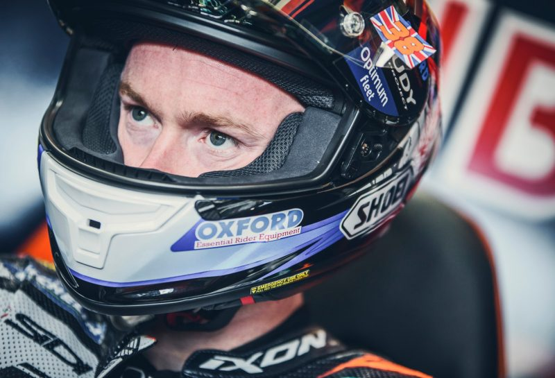 Bradley Smith (GBR) 2016