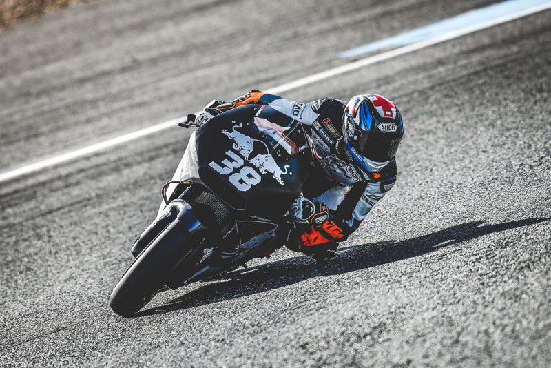 Bradley Smith (GBR) KTM RC16 Jerez (ESP) 2016