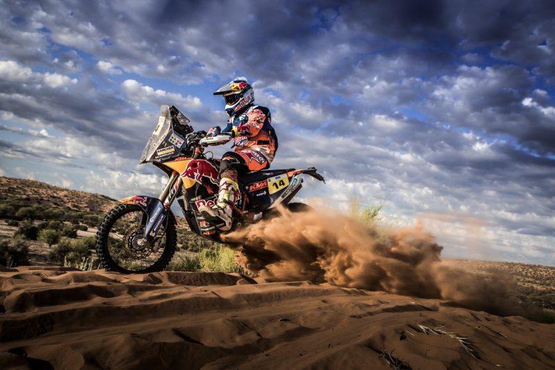 Sam Sunderland (GBR) KTM 450 RALLY Dakar 2017