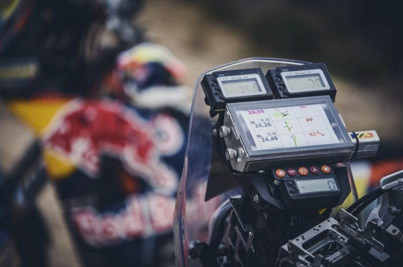 Roadbook KTM 450 RALLY Igualada (ESP) 2016