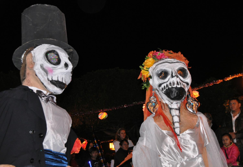 Mexiko liebt den Tod: Straßenfest in San Miguel Allende | Mexico loves death: street festival in San Miguel Allende