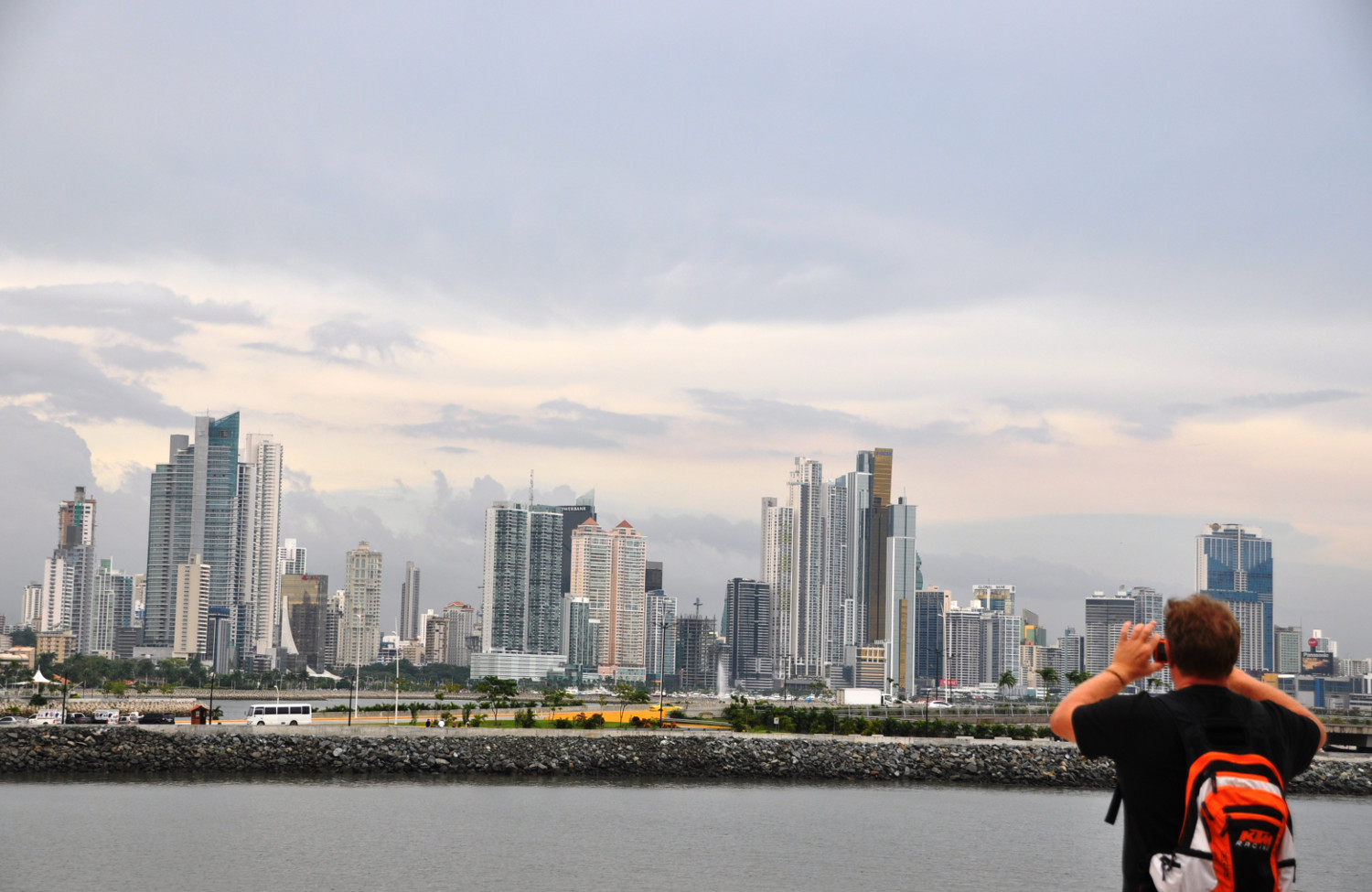 Moderne Metropole Panama City | The modern metropolis of Panama City
