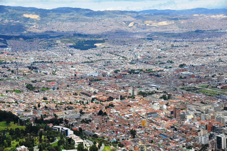 Megacity Bogotá | The megacity of Bogotá