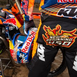 Interview of the Month: Going large – Herlings and the change to MXGP