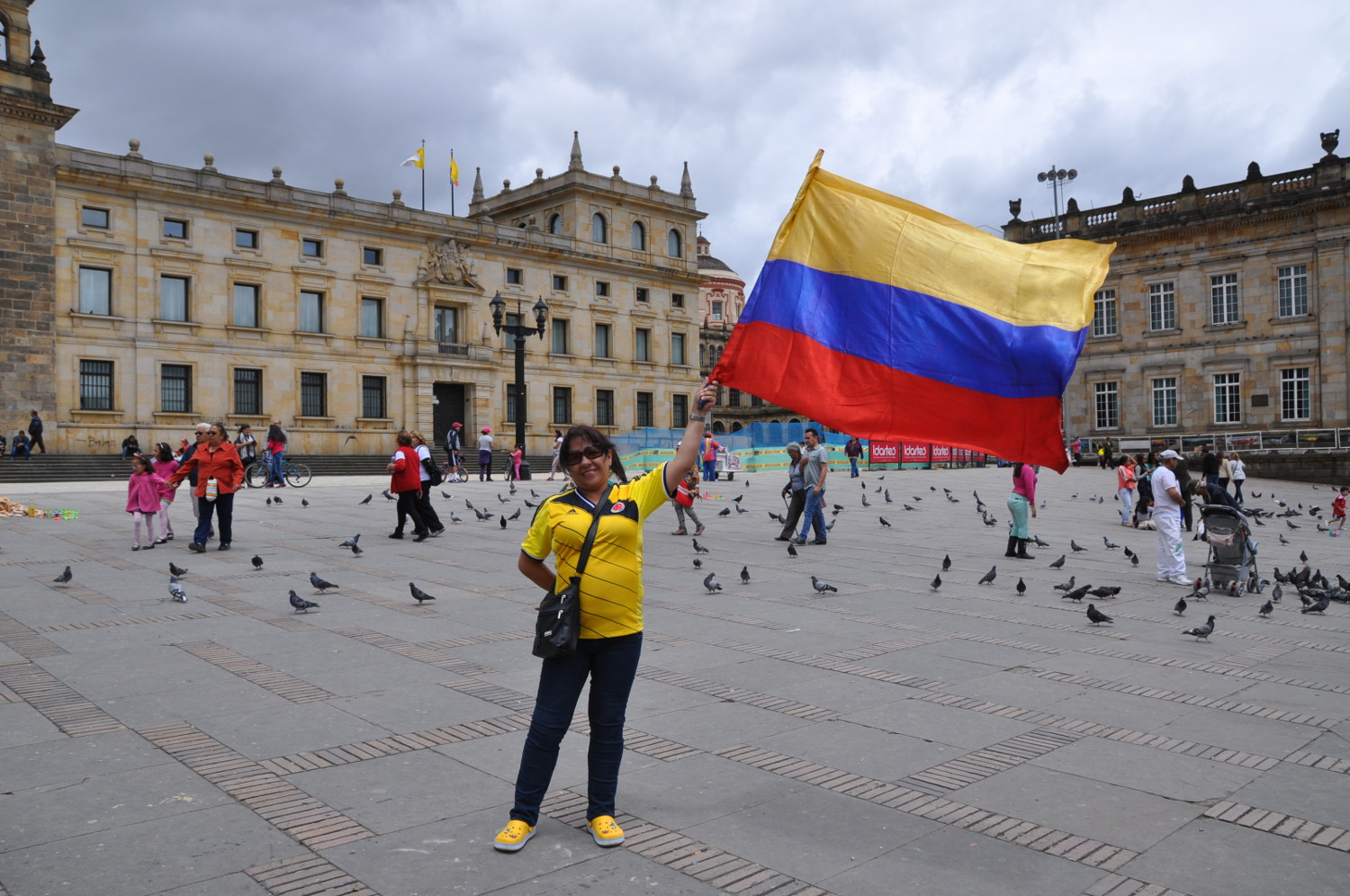 Der 20. Juli ist kolumbianischer Nationalfeiertag | July 20 is a national holiday in Colombia