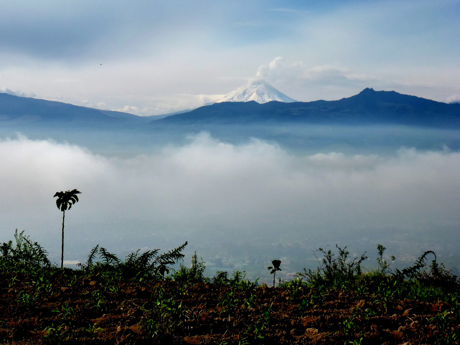 Ecuador hat wunderschöne Vulkane | Ecuador has outstandingly beautiful volcanoes