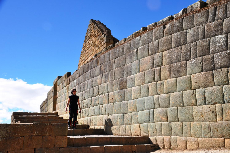 Ingapirca-Ruinen: das Macchu Picchu Ecuadors | Ingapirca ruins: the Macchu Picchu of Ecuador