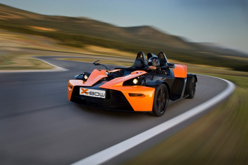 Inthisyear2007 The Ktm X Bow Makes Its Debut At Geneva International Motor Show