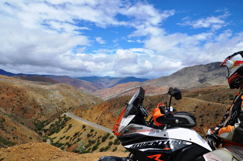 Perus Norden: Passstraße über den Abra de Porculla | Northern Peru: pass above the Abra de Porculla