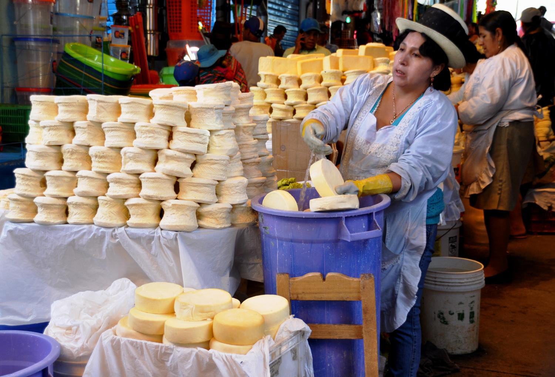 Käsemarkt | Cheese market