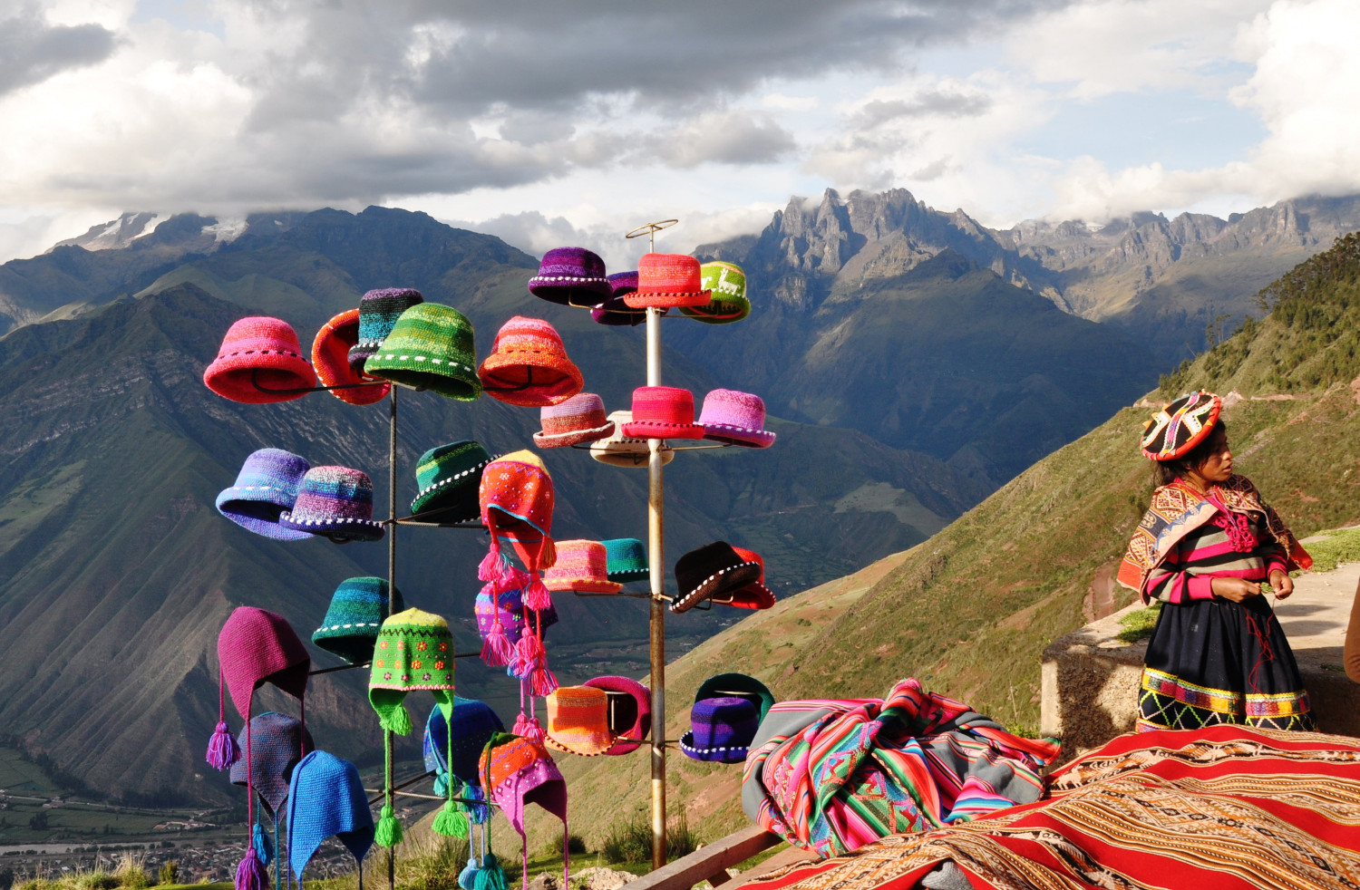 Bunte Hüte: Such dir einen aus! | Colorful hats: pick one out!