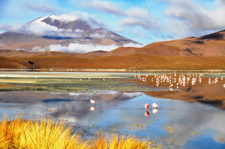 Wunderbare Laguna Hedionda | The magnificent Laguna Hedionda