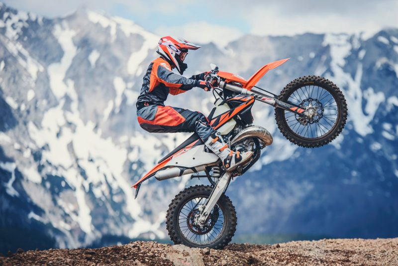 2018 ktm 350 exc. brilliant 350 ktm 300 exc tpi my 2018 and ktm 350 exc