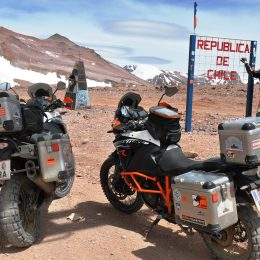 Panini Tour: Chile und Argentinien – Andencrossing bis Feuerland