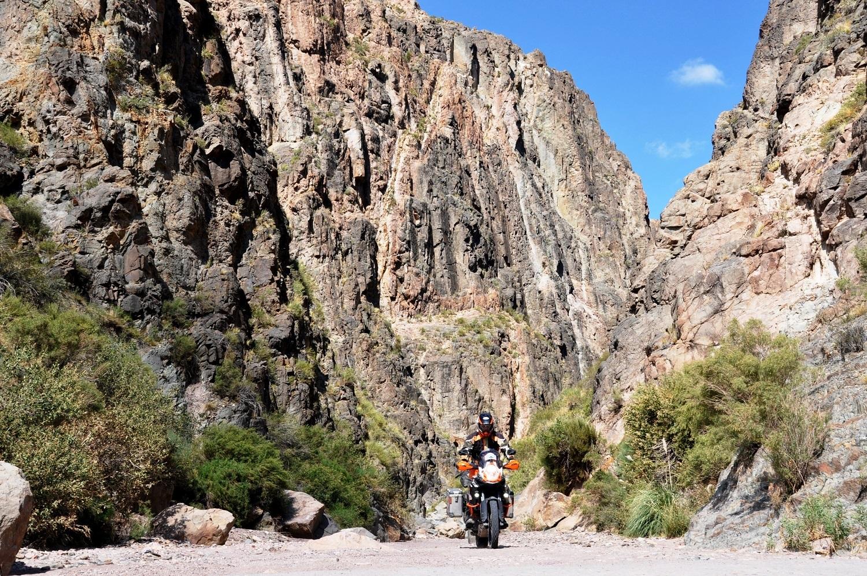 Offroad in der Pampa del Diamante | Offroad in the Pampa del Diamante