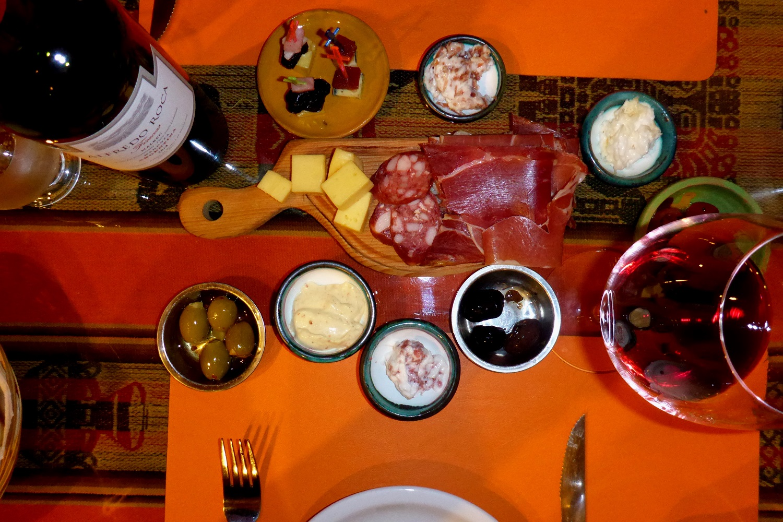 Die Argentinier lieben gutes Essen und Trinken | The Argentinians love good food and drink