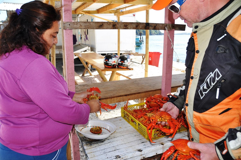 Ein Paradies für Liebhaber von Meeresfrüchten | A seafood lover's paradise