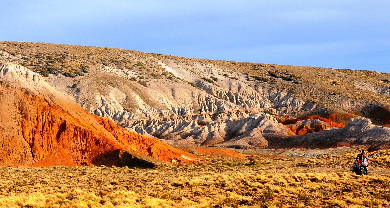 Buntes Patagonien entlang der Ruta 40 (Argentinien) | Colorful Patagonia along Ruta 40 (Argentina)