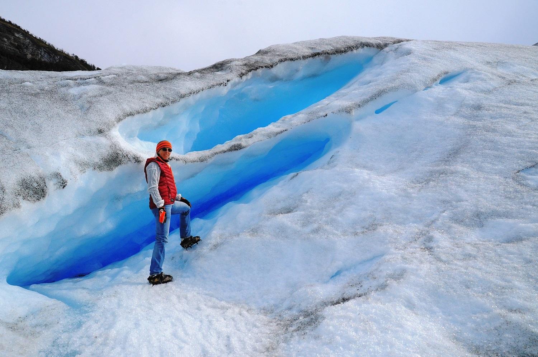 Gletscherwanderung | Glacier walk