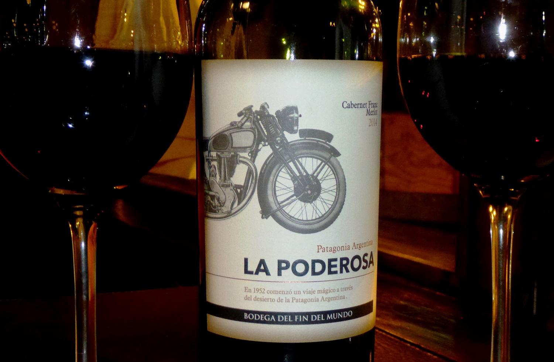 Dazu passender Rotwein: La Poderosa (Motorrad von Che Guevara) | Red wine to go with it: La Poderosa (Che Guevara's motorcycle)