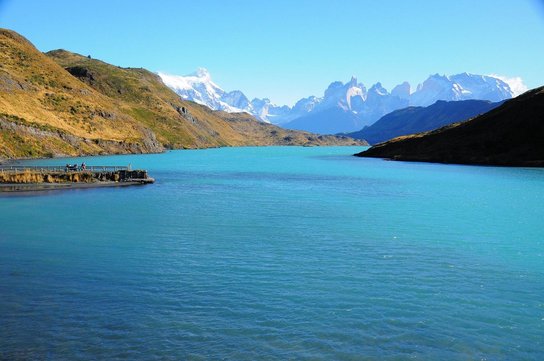 So viel See für uns alleine | So much lake for us alone