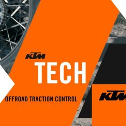 KTM Tech Video: Offroad Traction Control