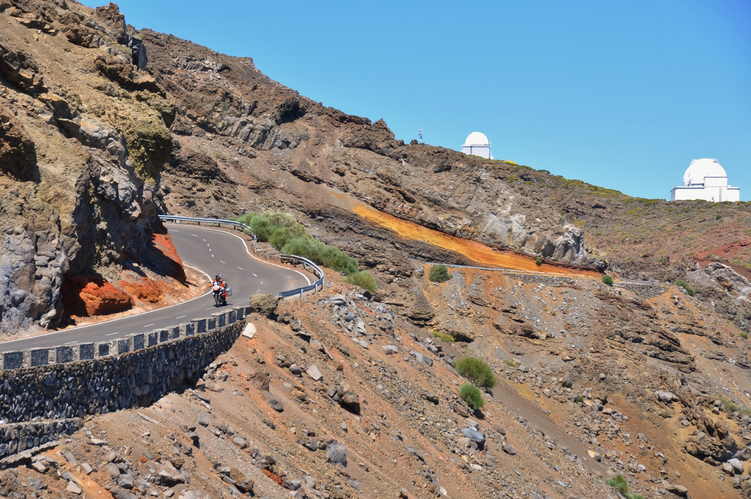 La Palma ist die Insel der Observatorien | La Palma is the island of observatories