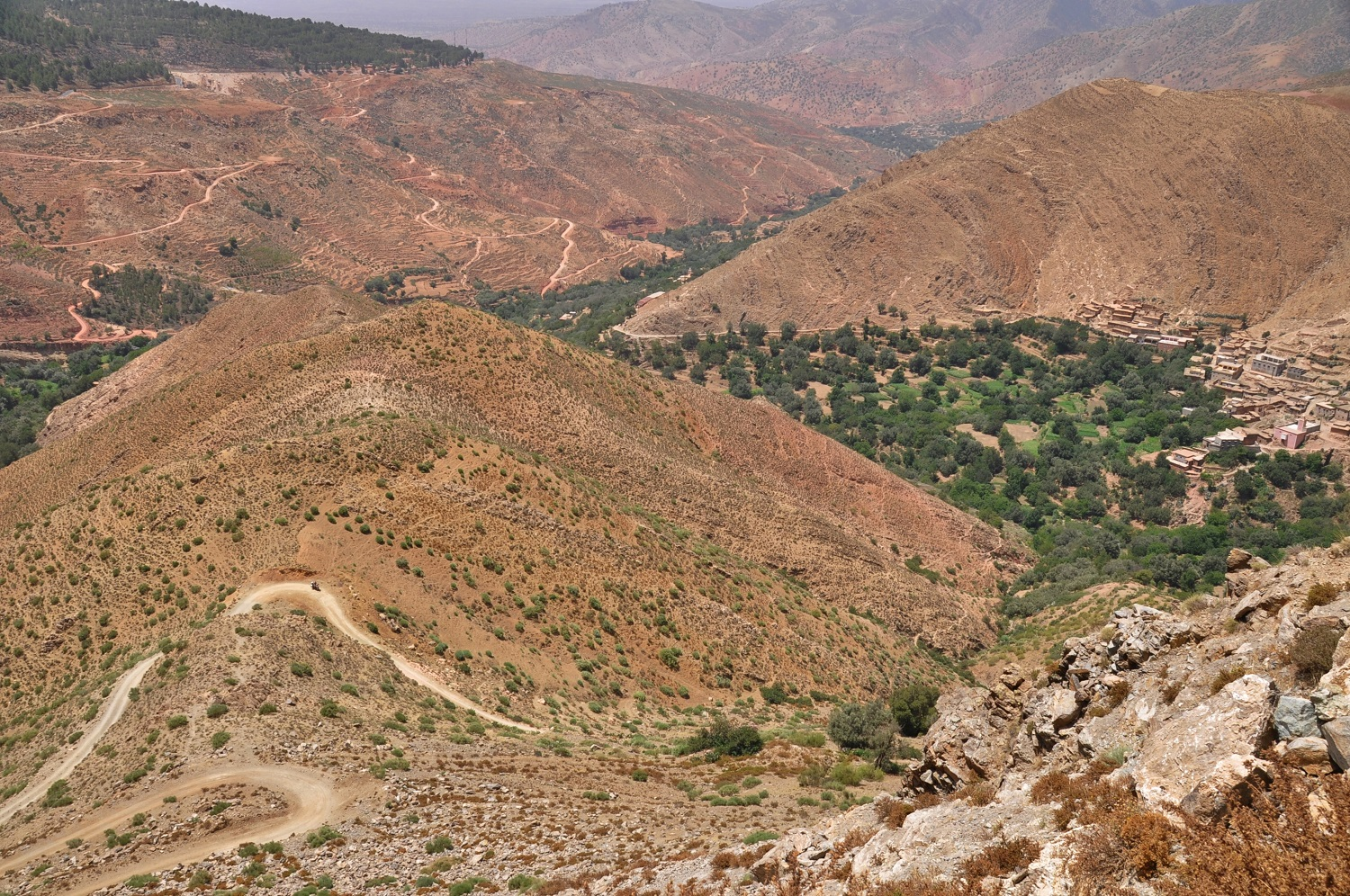 Phantastisches Atlas-Gebirge | Fantastic Atlas Mountains