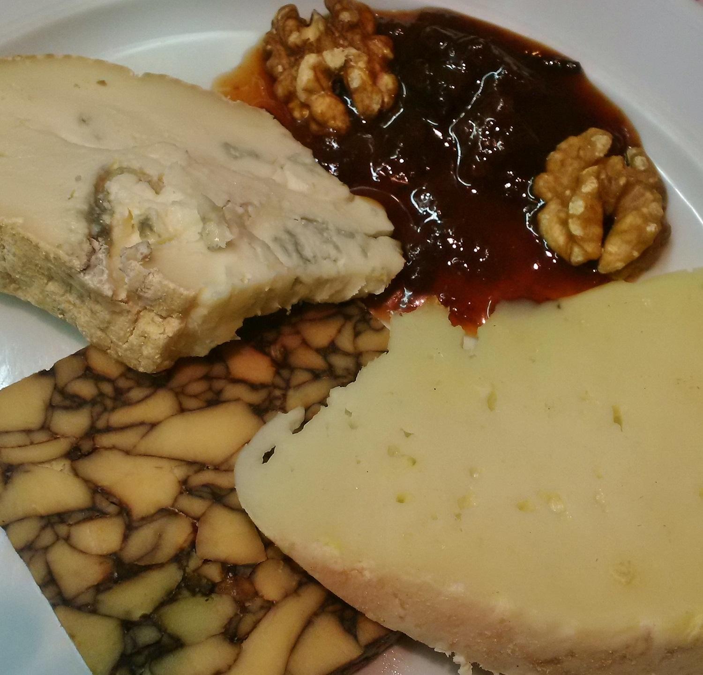 Käse können die Franzosen   The French can do cheese