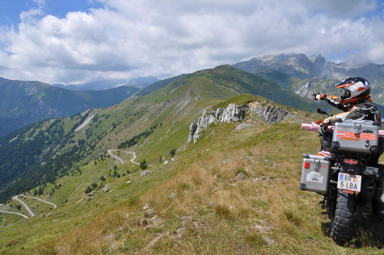 Zwischen Frankreich und Italien | Between Italy and France
