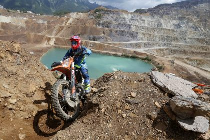 KTM 250 EXC TPI: Taking it to extremes