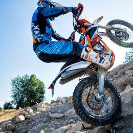 Paket mit Feinschliff: KTM FREERIDE 250 F