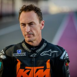 Interview of the Month: The ideal ambassador – McWilliams and his KTM role