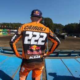 The Great One: Tony Cairoli
