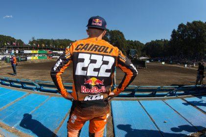 The Great One: Tony Cairoli