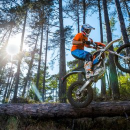 A fresh surge: Take note of the new KTM FREERIDE E-XC