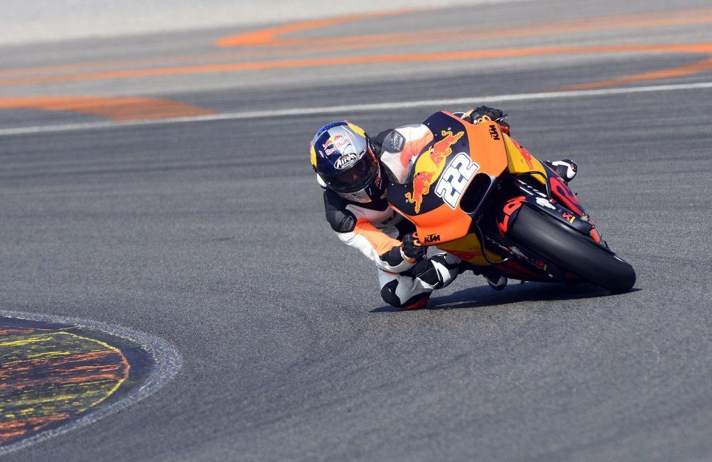 MotoGP™ beckons? Tony Cairoli talks KTM tarmac debut