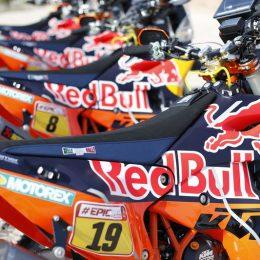KTM ist READY TO RACE für die Dakar 2018