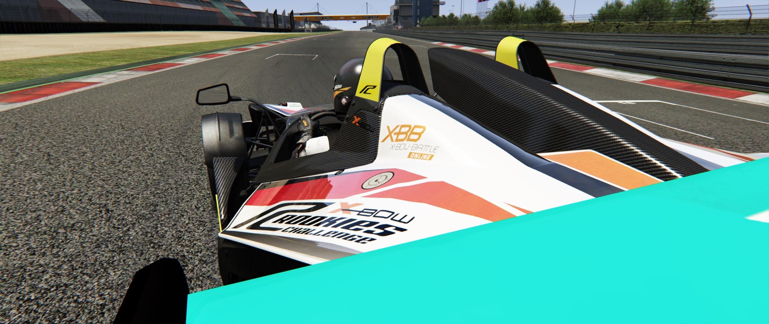 Sim Racing with the KTM X-BOW - KTM BLOG